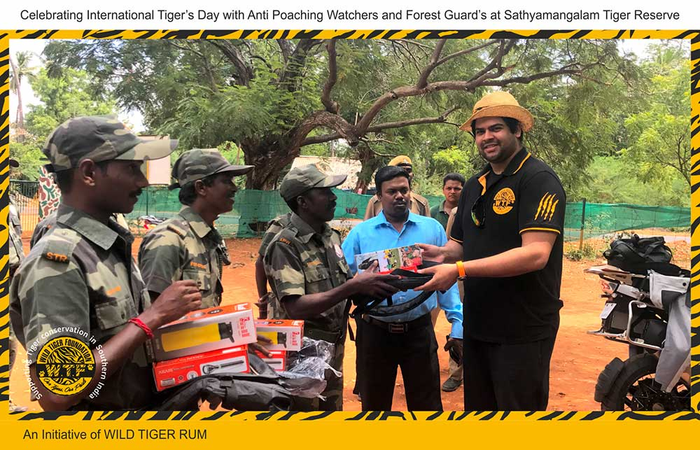 Celebrating-International-Tiger's-Day-trunblocked-airport-duty-free-news Spirit of India: Wild Tiger's Tale